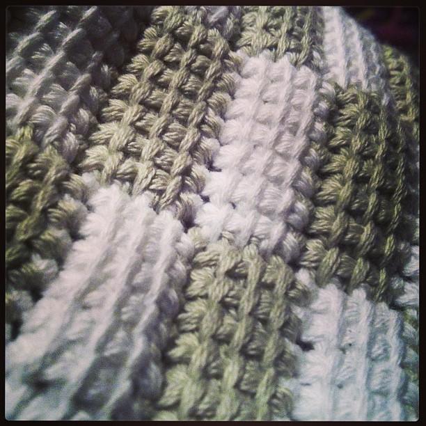 Tunisian A Bag Full Of Crochet